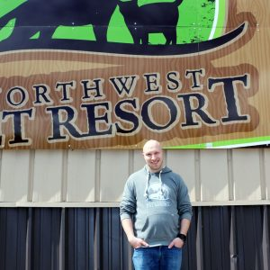 Michael Hobbs of Northwest Pet Resort